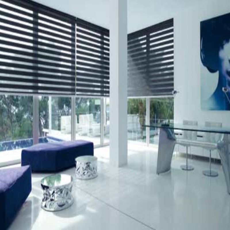 Double Roller Blinds